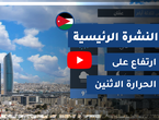 Weather of Arabia - Jordan Major weather forecast Sunday 3/29/2020