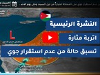 Arab Weather - Jordan | Home weather forecast | Friday 23-10-2020