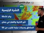 Weather of Arabia - Saudi Arabia | main weather forecast | Tuesday 27-7-2021