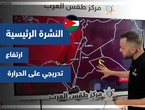 Arab Weather - Jordan | main weather forecast | Saturday 31-7-2021