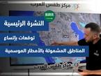 Météo de l'Arabie - Arabie Saoudite | principales prévisions météo | samedi 31-7-2021