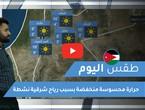Arab Weather - Jordan | Today's weather | Saturday 23-1-2021