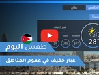 Today's weather video in Jordan Tuesday 6/2/2020