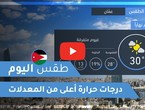 Arab Weather - Jordan | Today's weather | Tuesday 27-10-2020