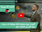 Arab Weather - weekly weather forecast video - (Jordan) (Sunday - 6/13/2021)