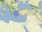 متابعة زلزال ازمير