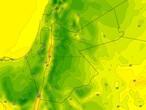 الليلة | عودة درجات الحرارة الليلية للانخفاض وفرصة للضباب في شمال المملكة