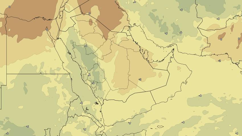 اليمن   إستمرار نشاط السُحب الرعدية على مناطق واسعة وتنبيهات جدية من السيول رالبحر الهائج
