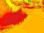 Oman | Hot to very hot weather in most areas Thursday