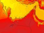 الإمارات | طقس حار الخميس مع ظهور تدريجي لكميات من السُحب