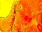 Jordanie | Une légère baisse supplémentaire des températures mardi et la persistance des chances de pluie dans certaines zones