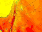 Palestine | An additional drop in temperatures Thursday