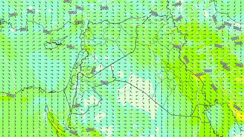 الكويت | انخفاض على درجات الحرارة الإثنين لتصبح اقل من مُعدلاتها لمثل هذا الوقت من العام