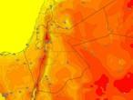Jordanie | Temps printanier chaud et ensoleillé mercredi et agréable la nuit, avec possibilité de formation de brouillard dans certaines régions