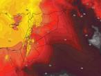 الأردن | استمرار تأثر المملكة بالكتلة الهوائية المُعتدلة الأربعاء وبرودة في الأجواء تستدعي لبس معاطف خفيفة ليلاً