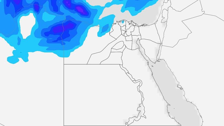 الإثنين | طقس دافئ نهاراً وامطار مُتوقعة على المناطق الشمالية الغربية خلال ساعات الليل