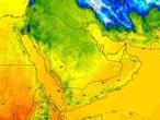 Saudi Arabia   Gradual stabilization in the weather in conjunction with an appreciable decrease in heat