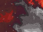 Jordanie | Juillet se termine avec des températures supérieures à la moyenne et un temps relativement chaud à chaud إلى