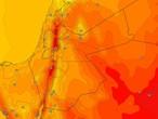 الأردن | ارتفاع على درجات الحرارة وعودة الطقس الصيفي الإعتيادي السبت