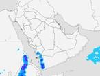 اليمن | استمرار فرص هطول الأمطار الرعدية على المرتفعات الجبلية وتنبيه من السيول خلال نهاية الأسبوع