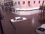 عدن اليمنية تغرق بالسيول للمرة الثالثةخلال 3 شهور