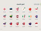 بالرسم التوضيحي: الاردن يعلن  قائمة الدول الخضراء التي سيسمح بتبادل الطيران معها