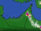 الإمارات - تحديث الساعة 04:40 مساءً | سُحب ماطرة بغزارة على المناطق الداخلية الشرقية واحتمالية إمتدادها نحو مدينة دبي