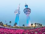 الكويت | استمرار الأجواء المستقرة نهار الثلاثاء والحرارة تلامس الـ 30 مئوية
