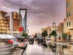هام | آخر المُستجدات حول توقعات الأمطار ليومي الإثنين و الثلاثاء في العاصمة الرياض