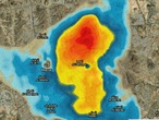 تحديث 4:00م | سُحب رعدية وأمطار متوقعة على مكة المكرمة عصر الخميس
