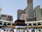 Mecca | The effect of the easterly winds decreased and the hot weather began to break from Friday