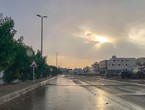 Saudi Arabia Potential thunderstorms in Jazan and Asir regions on Monday