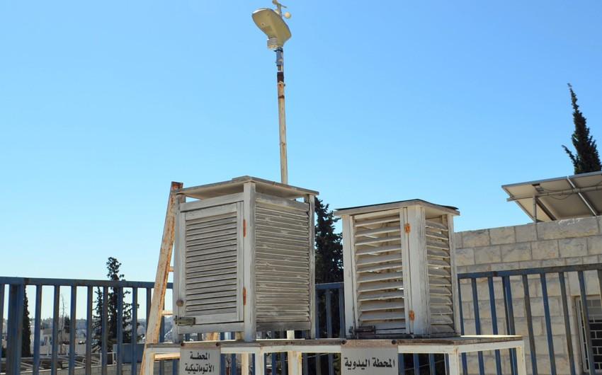 """اعادة تفعيل محطة الرصد الجوي التعليمية بمدارس الكُلية العلمية الإسلامية بدعم من """"طقس العرب"""""""