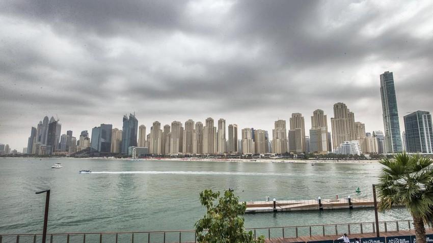 الإمارات | طقس غير مستقر اليوم وفرصة الأمطار تطال العاصمة أبو ظبي