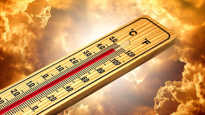 هام   شهر تموز/يوليو المُنصرم الأكثر حرارة منذ بداية السجلات المناخية