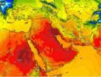 Egypte | Une hausse notable et temporaire des températures pour atteindre les 35 degrés Celsius au Caire pendant le week-end