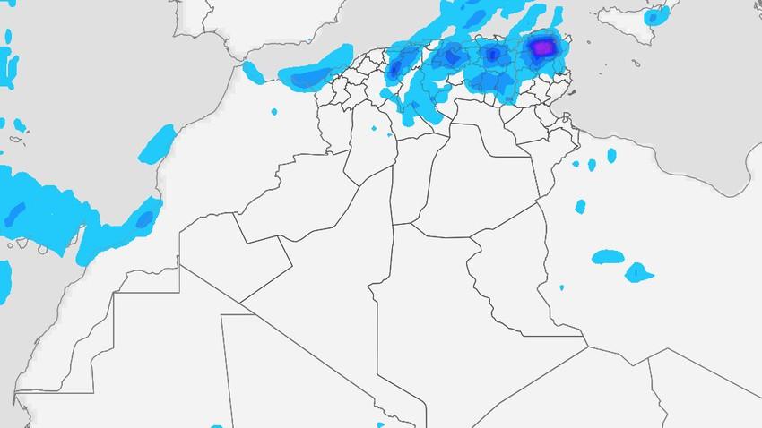 الجزائر | أجواء صيفية حارة ومرهقة في مختلف مناطق الجمهورية بالتزامن مع أحوال جوية غير مستقرة في بعض المناطق نهاية الأسبوع