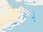 Sultanate of Oman | Chances of thunderstorms will improve in some areas during the next week