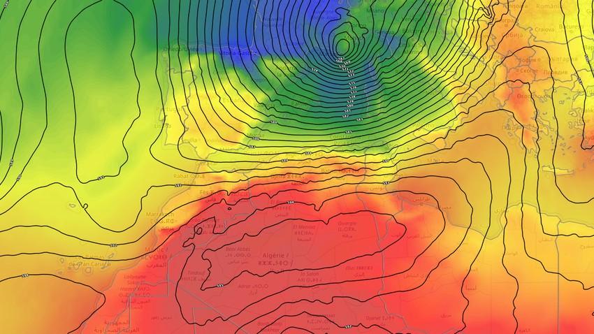 الجزائر | بعد موجة الحرّ الحالية انقلاب جذري مُرتقب على الأجواء بعد منتصف الأسبوع الحالي