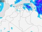 Algérie | Baisse des températures et retour des averses en fin de semaine