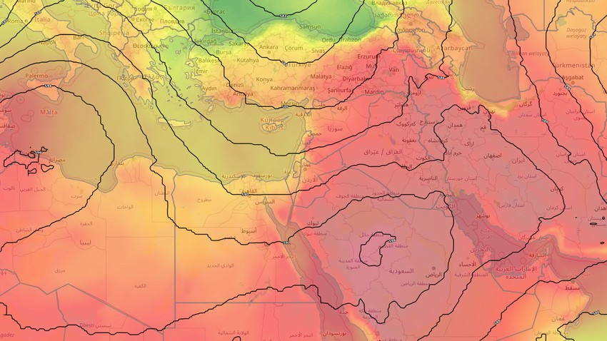 Jordan | More temperature rises in the coming days.. Important details and recommendations