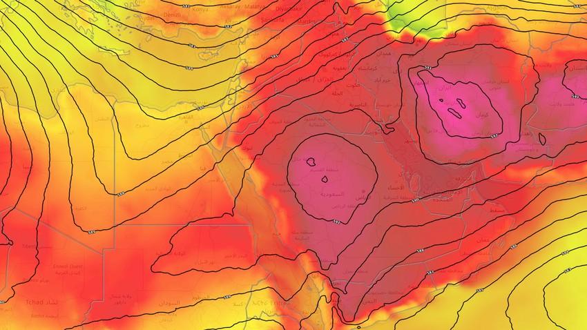 الأحد | طقس صيفي حار نسبياً نهاراً ومعتدل ليلاً في مختلف مناطق الأردن