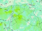 الكويت | طقس حارّ في عموم المناطق الأربعاء ورياح نشطة مُثيرة للغبار والأتربة في بعض المناطق