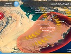 What is the scientific reason for the stability of the atmosphere on the mountains of the Sultanate of Oman and the Emirates after the impact of Hurricane Shaheen?