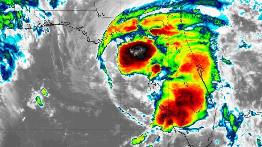 العاصفة المدارية إلسا تضرب فلوريدا وتحذيرات مشددة في هذه الأوقات