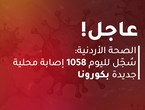 Jordanian Health: Today, 7 new deaths were recorded in Corona, and 1058 injuries