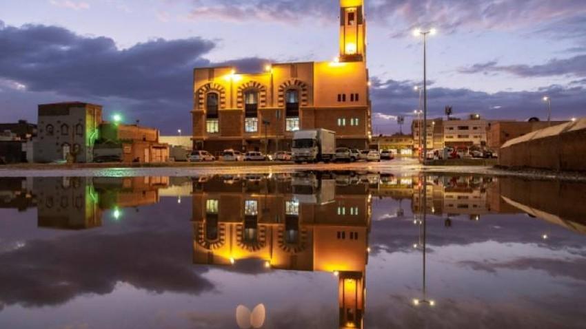 السعودية | تجدد فرص الأمطار على أجزاء من شمال المملكة نهاية الأسبوع