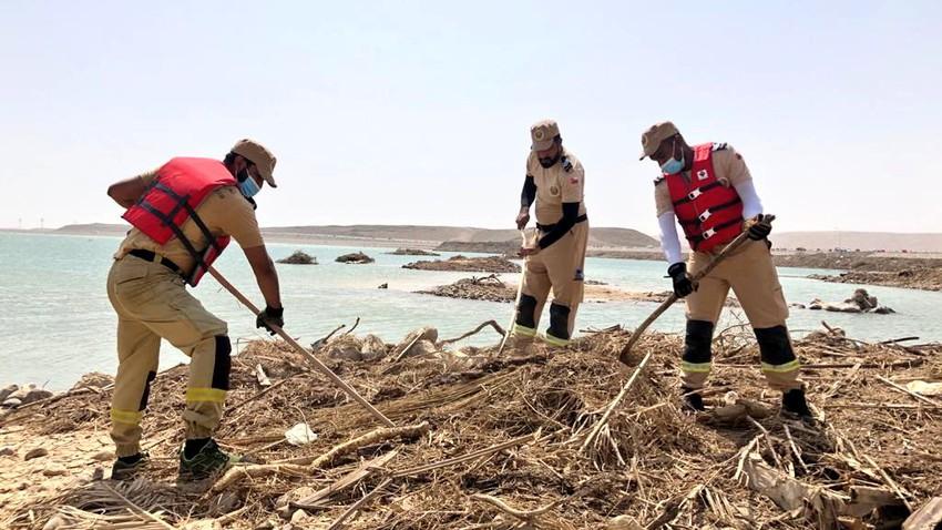 """سلطنة عُمان   العثور على جثمان المفقود الرابع والأخير في سيول صور الأخيرة """"رحمه الله"""""""