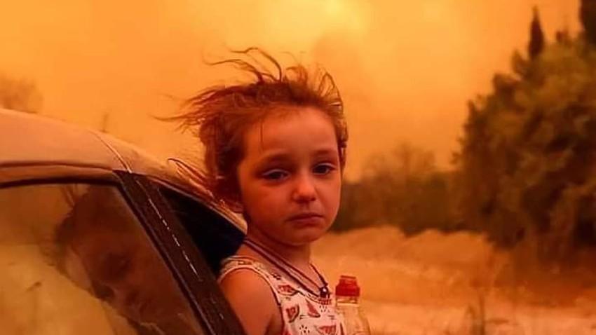 الجزائر تحترق | مشاهد مؤلمة من معركة الجزائريين المفتوحة مع النار  .. اللهم برداً وسلاماً على الجزائر