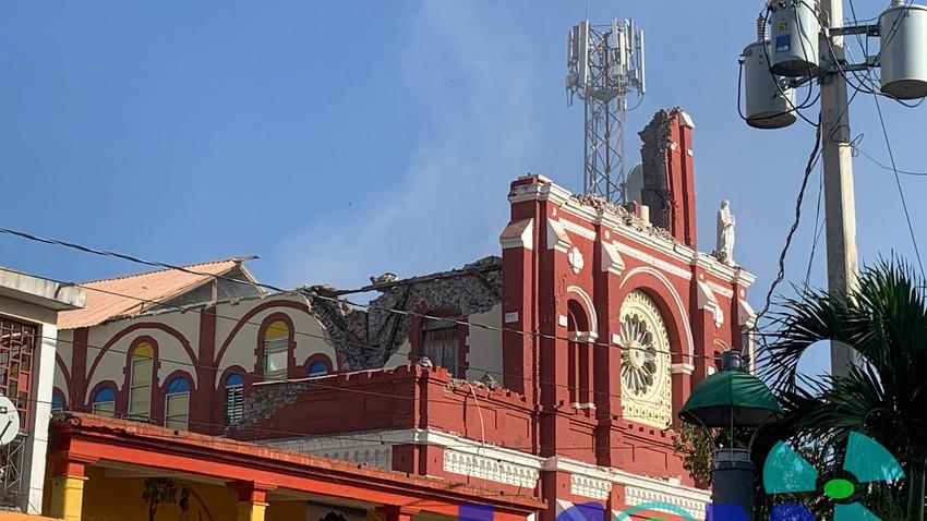 زلزال مدمر بقوة 7.2 يضرب هايتي وتحذيرات من موجات تسونامي